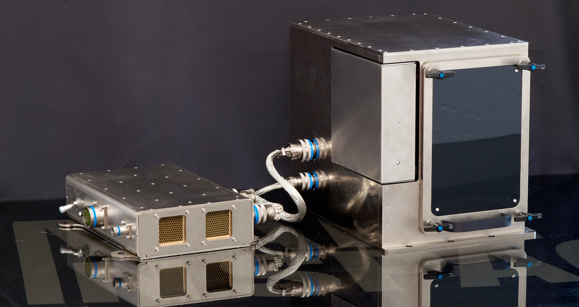A 3D printer testbed was installed on the International Space Station this week. Credit: Made in Space