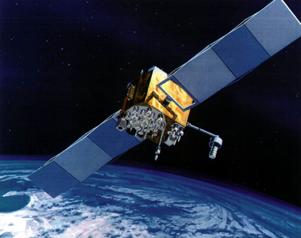 Newest Gps Satellite Goes Active Spaceflight Now