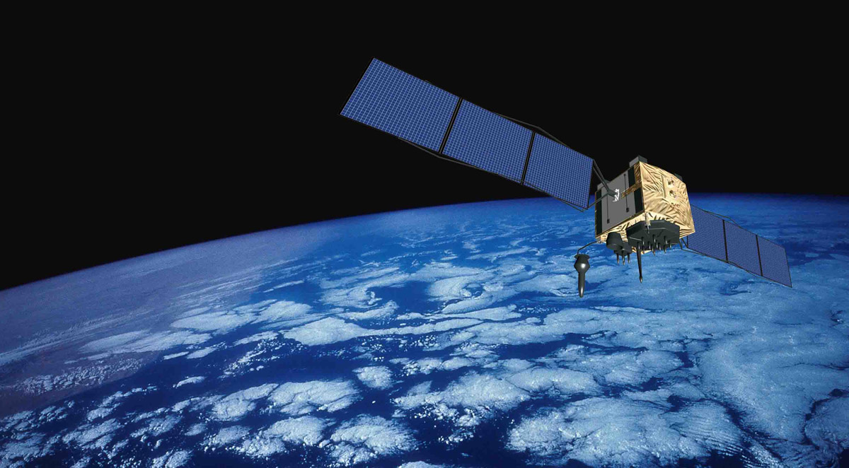 Newest Gps Satellite Goes Into Service