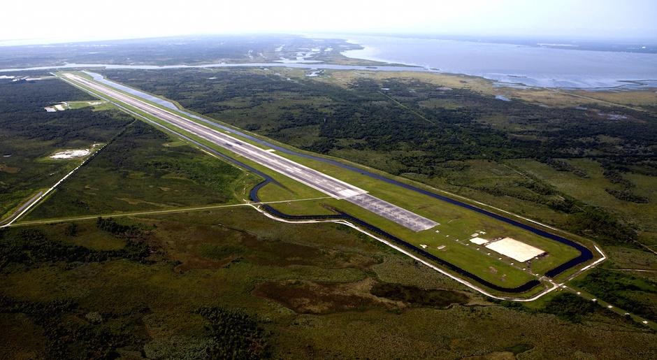 space shuttle emergency landing runways - photo #3