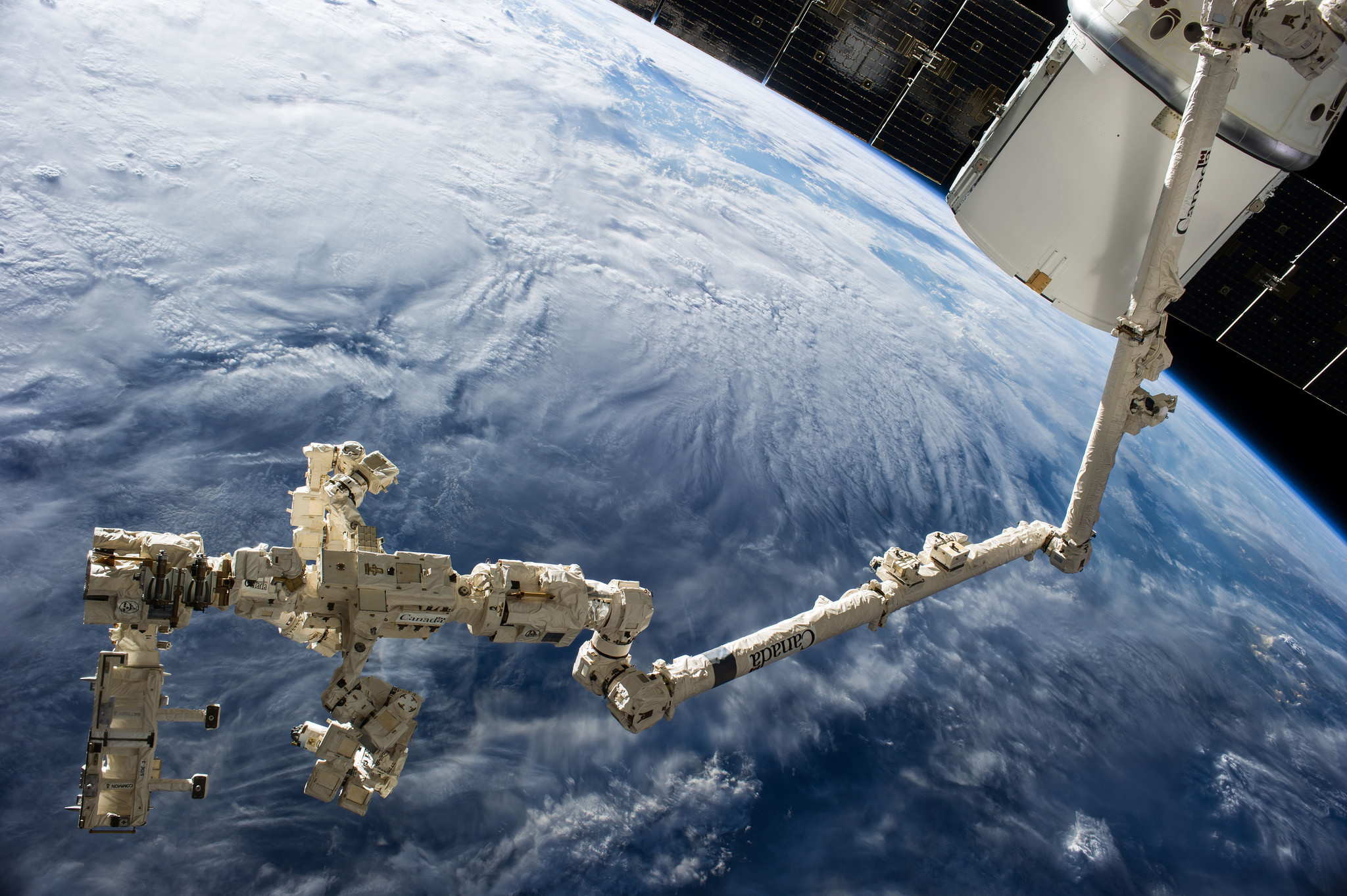 Canada backs iss extension to 2024 gains two crew slots for When was the international space station built