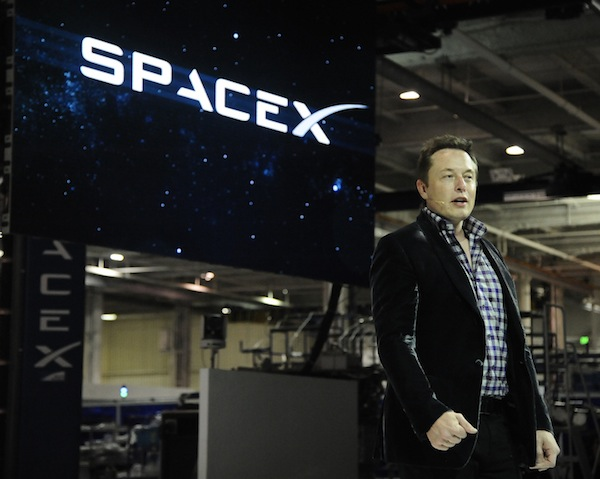 File photo of SpaceX founder and CEO Elon Musk. Credit: Gene Blevins/LA Daily News