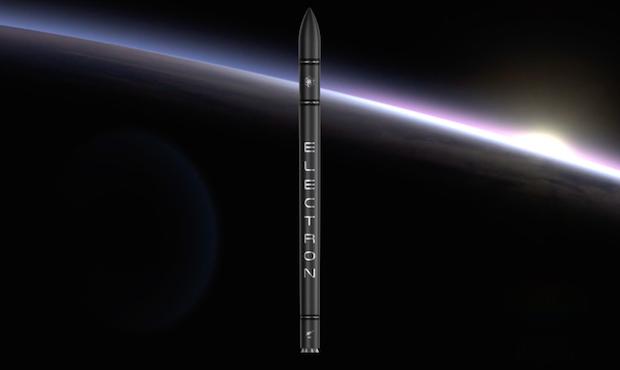 Artist's concept of Rocket Lab's Electron rocket. Credit: Rocket Lab