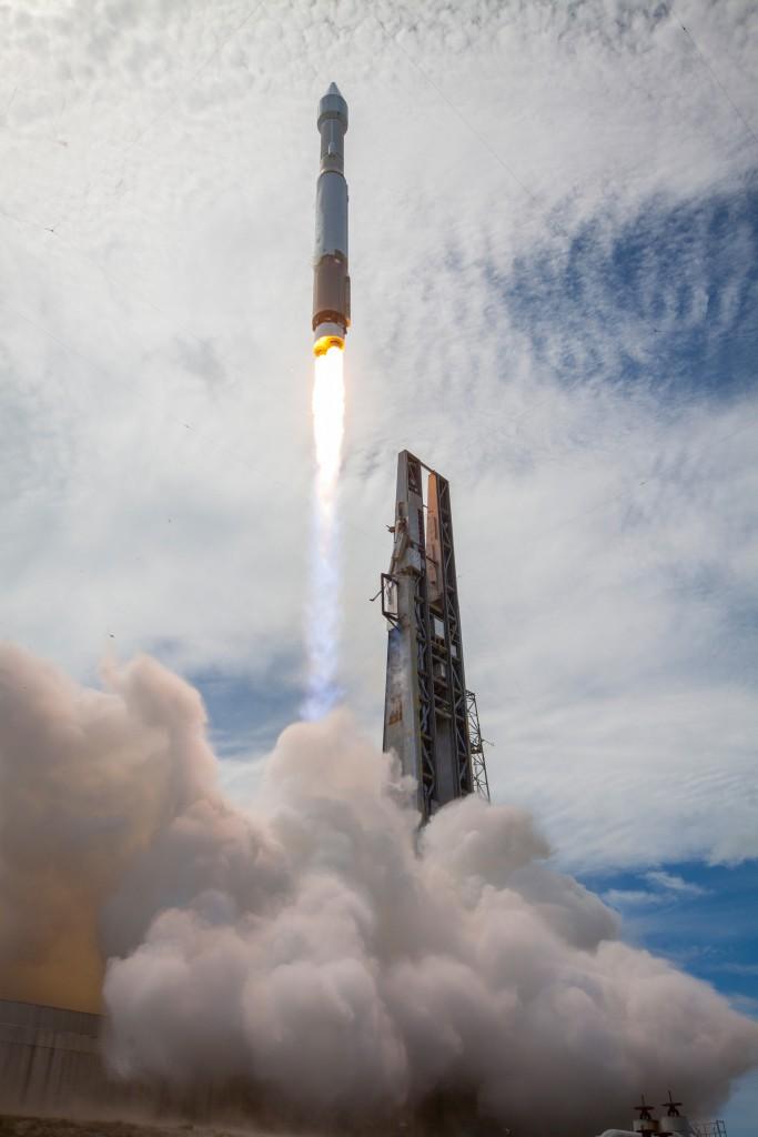 Atlas 5 launch. Credit: ULA