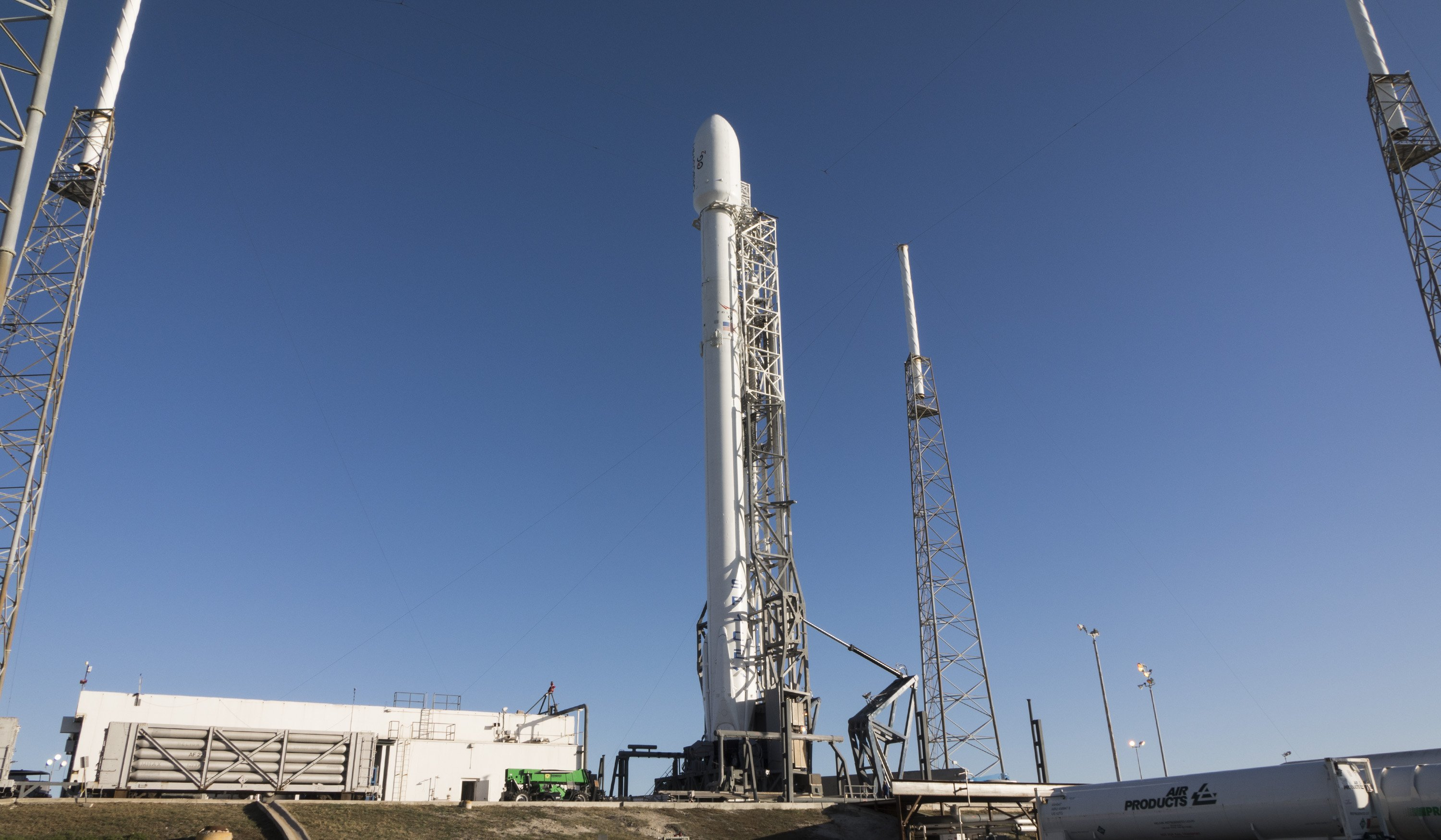 spacex testing schedule - photo #46