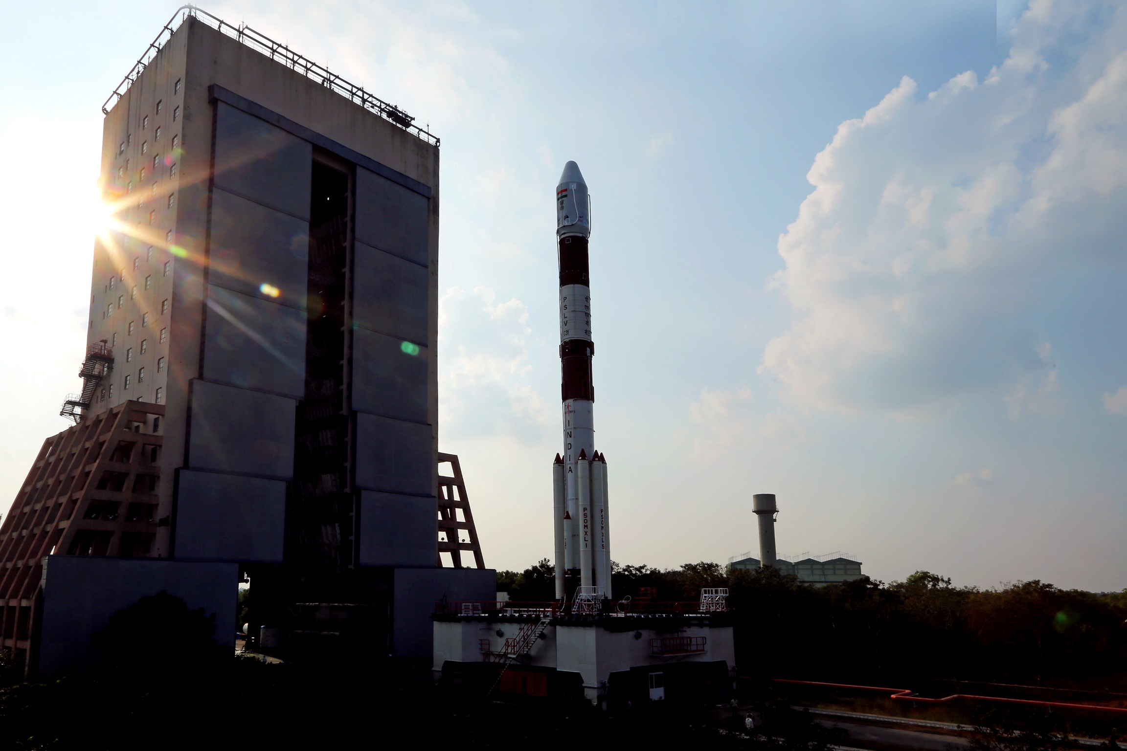 Fifth Indian Navigation Satellite Set For Liftoff