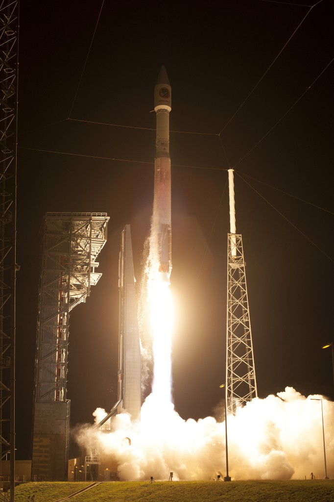 Credit: NASA/Tony Gray & Kevin O'Connell