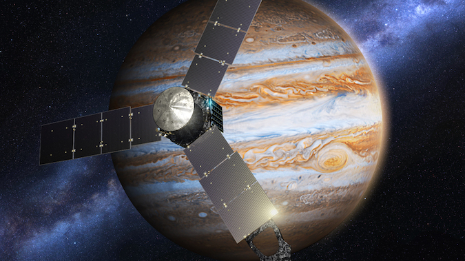 spacecraft missions to jupiter - photo #26