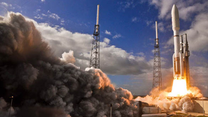 NASA books nuclear-certified Atlas 5 rocket for Mars 2020 ...