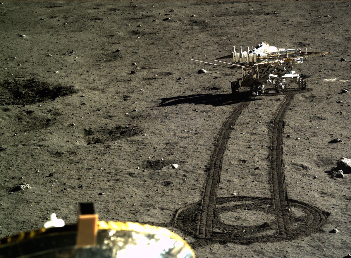 Credit: Chinese Academy of Sciences/NAOCScience and Application Center for Moon and Deepspace Exploration