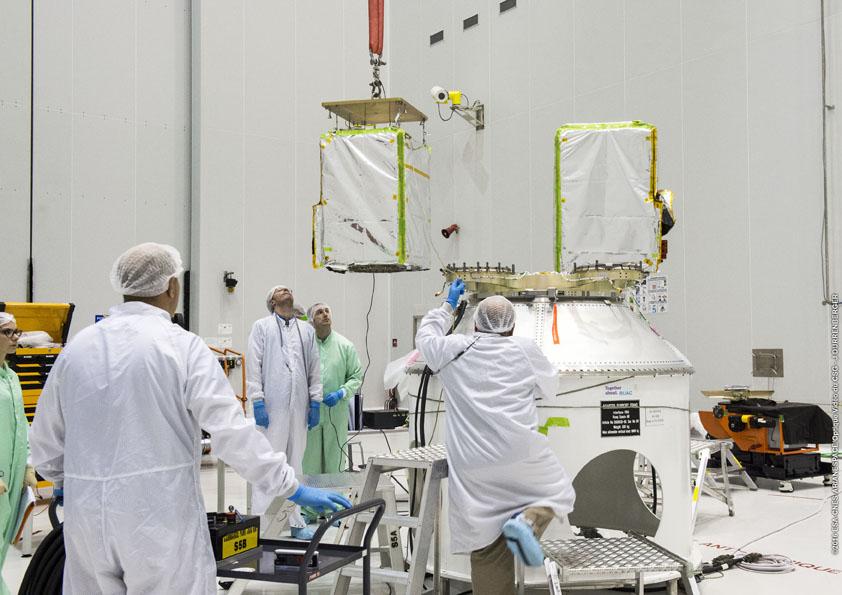 Credit: ESA/CNES/Arianespace – Photo Optique Video du CSG – J. Ourrenberger