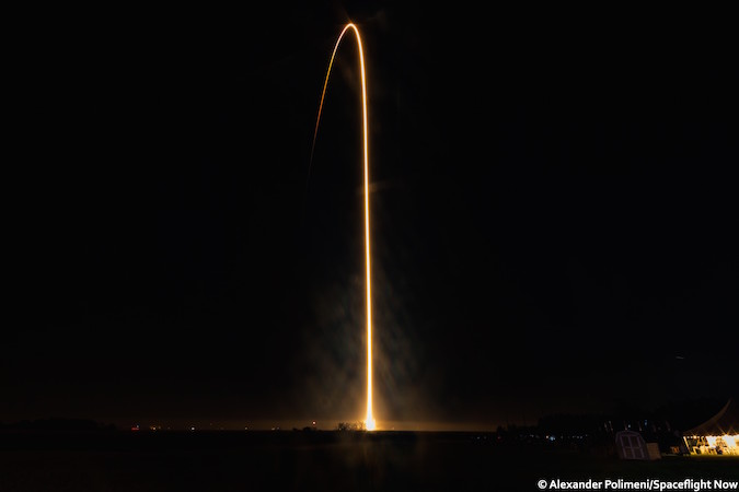 Photo credit: Alex Polimeni/Spaceflight Now
