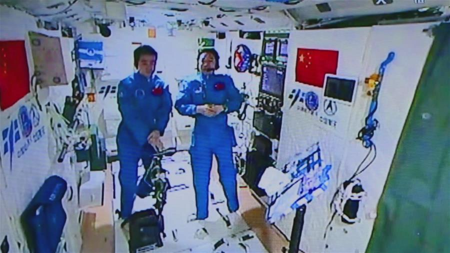 chinese astronauts are called what - photo #16