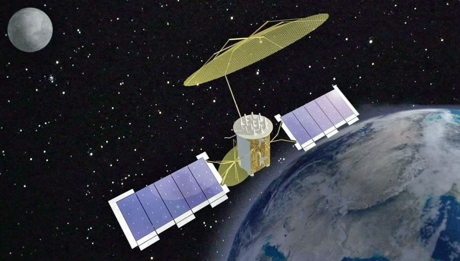 Supplies Of A Art Craft Satellite