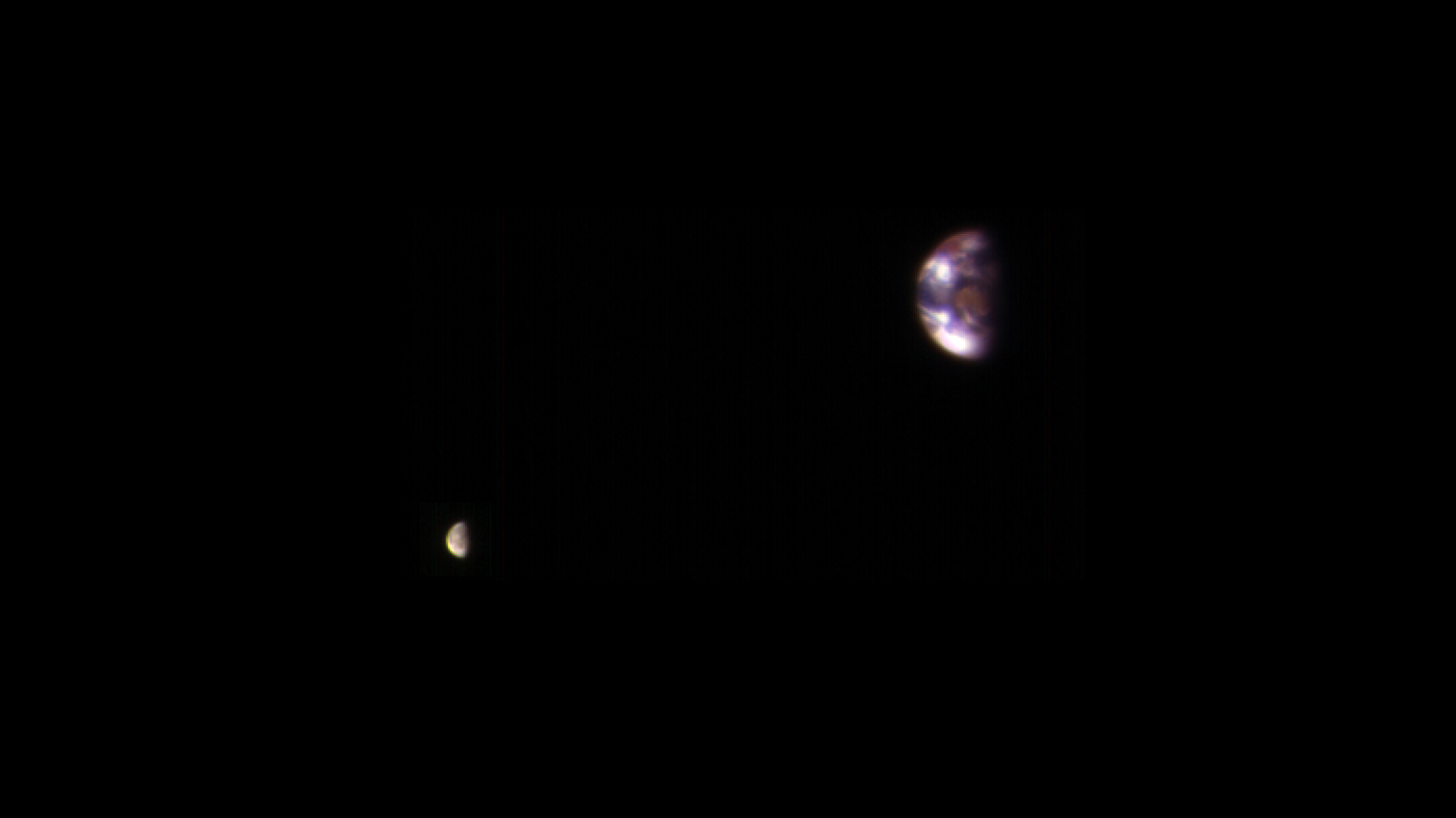 earth an planets through telescope - photo #5